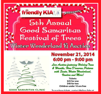 Good Samaritan Festival Of Trees