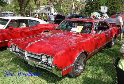 Trinity Medical Center Car Show 2016
